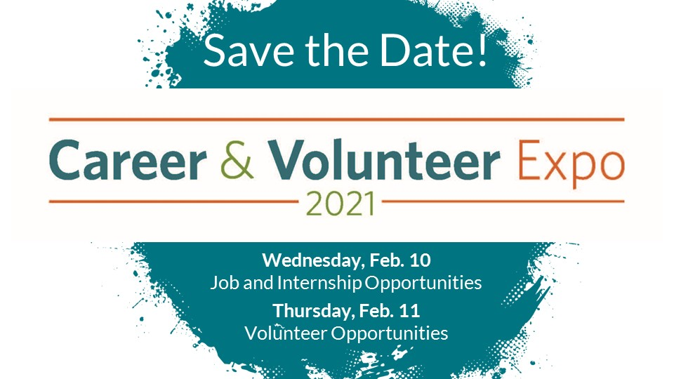 Career and Volunteer Expo February 10 and 11